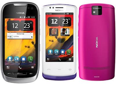 New Nokia Announces Symbian Belle