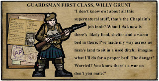 Guardsman bio