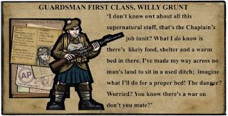 Guardsman bio