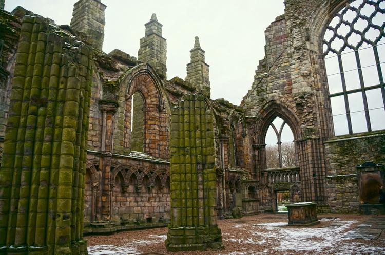 Holyrood Palace, Holyrood Par, Edinburgh