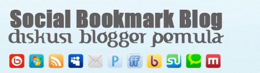Sosbookmark Diskusi Bloggger Pemula