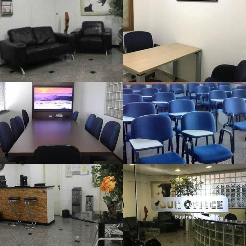 Unidade de atendimento em Alphaville - Your Office - Alameda Araguaia, 933 - Edifício Enterprise
