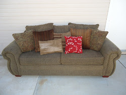 nailhead couch...SOLD