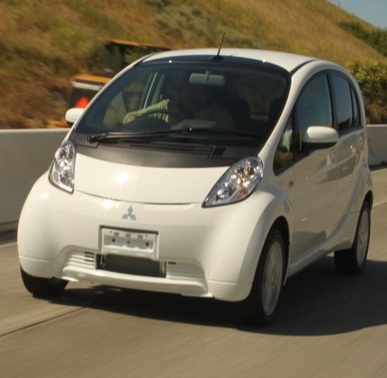 Mitsubishi Houston: ActiveE Mobility: Driving An Electric BMW 1-Series