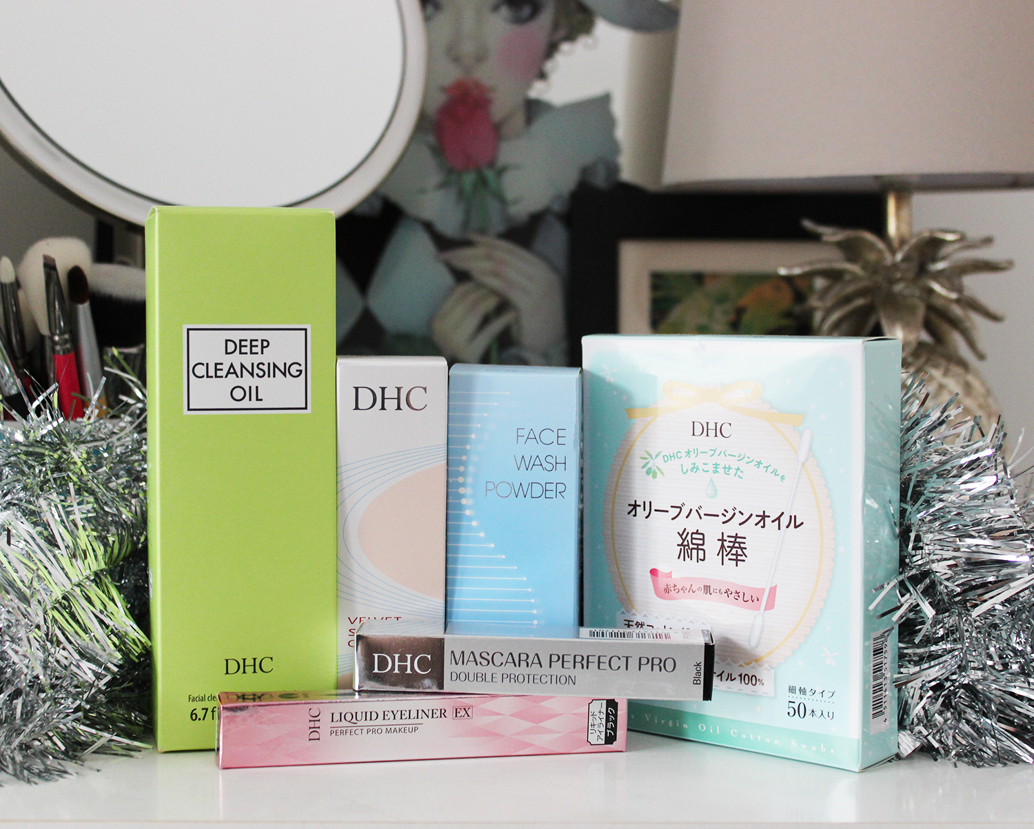 DHC christmas giveaway