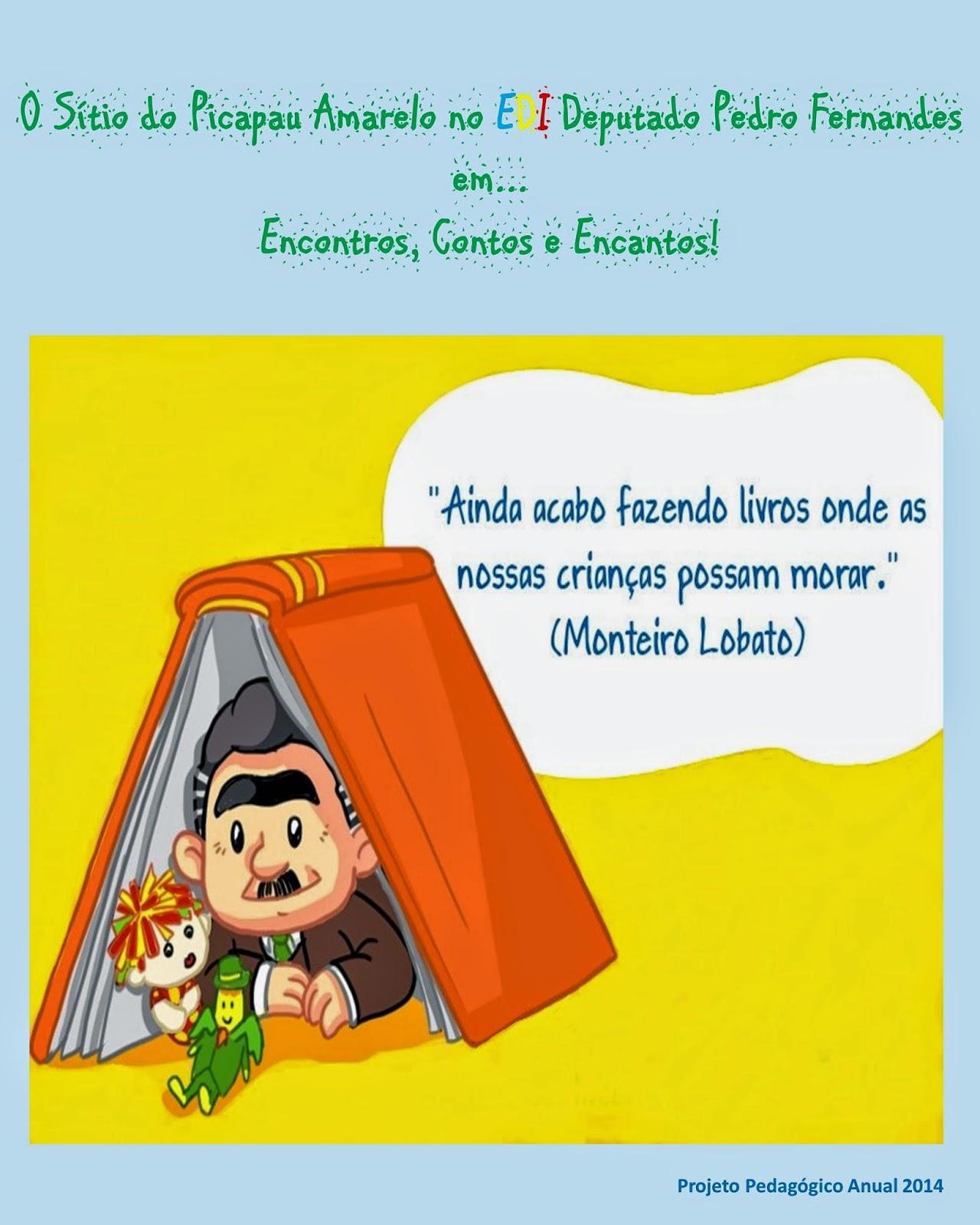 Monteiro Lobato Frases Hj68 Ivango