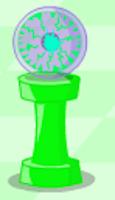 código para esfera estática