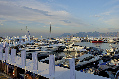 Cannes Boat Show 2012