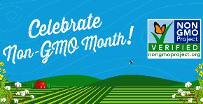 Non-GMO Month!