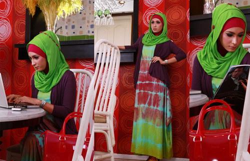 Sarrmanraa Busana Muslim Wanita