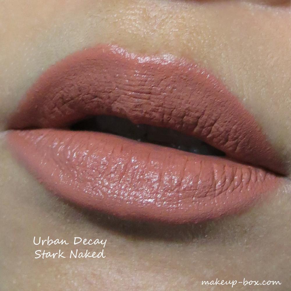 Urban Decay Matte Revolution Lipstick - Matte Stark Naked