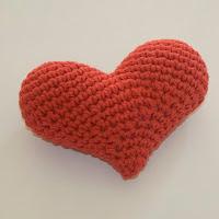 Patrón corazón 3D