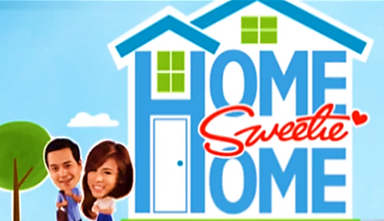 Home Sweetie Home (John Lloyd and Toni)