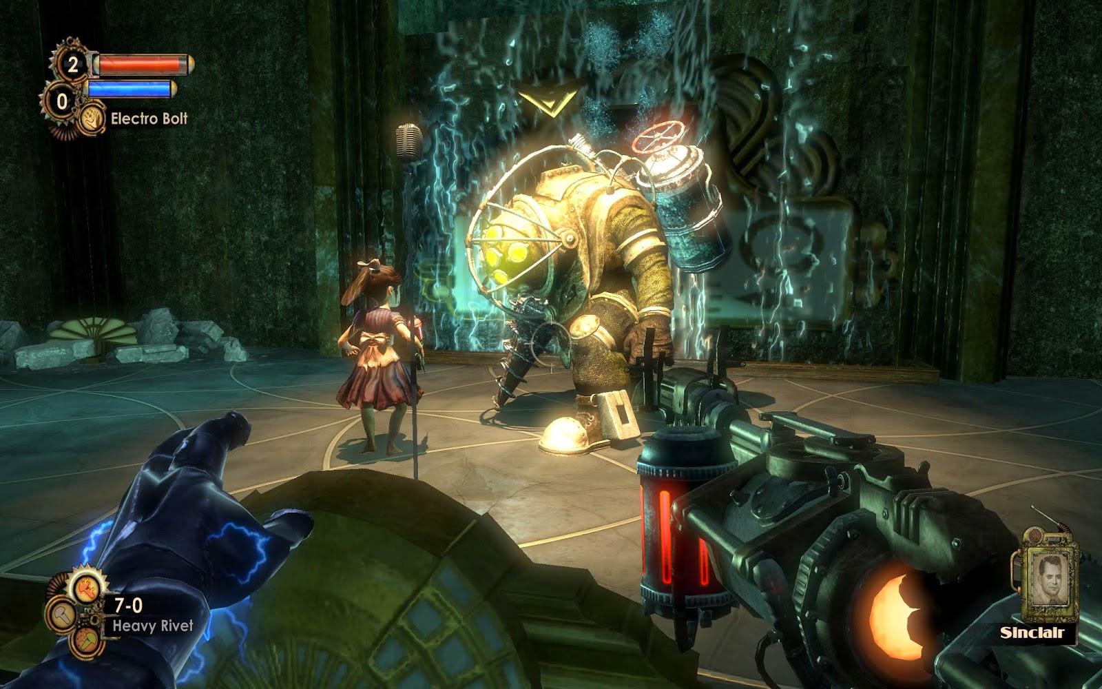 Exe Games Bioshock 1 Game