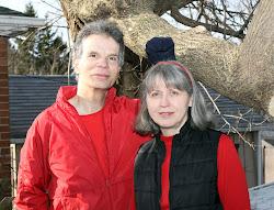 Gary and Diane