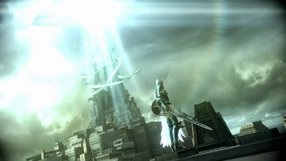 Game Final Fantasy XIII For PC