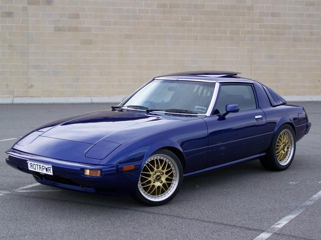 143. Zdjęcia #048: Klasyki - Mazda RX-7 FB / SA22C. staryjaponiec blog 日本車 スポーツカー クラシックカー マツダ