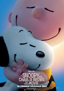 Snoopy and Charlie Brown: The Peanuts Movie 2015