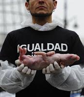 Protesto na Espanha marca Dia Internacional dos Direitos dos Animais