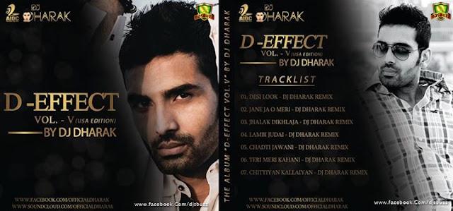 D-EFFECT VOL.5 – DJ DHARAK