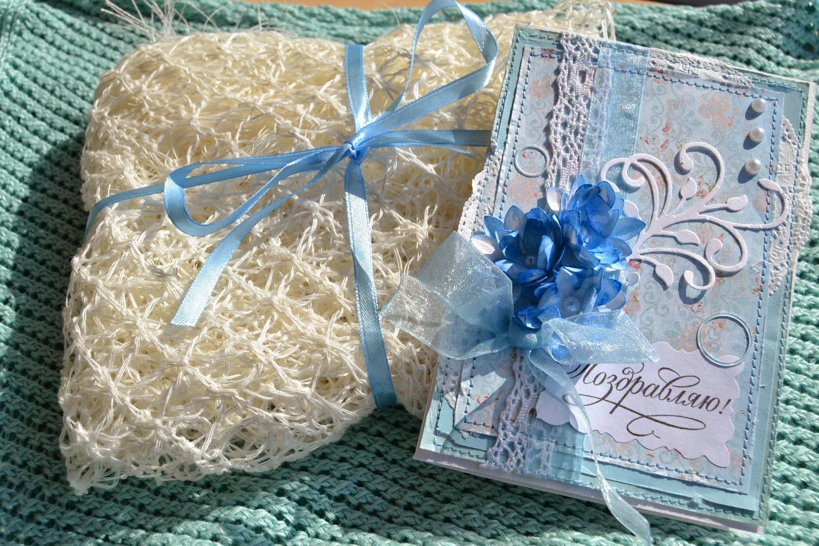 Как упаковать платок для подарка 93