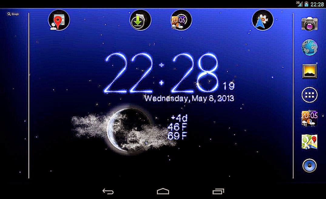 android live wallpaper weather