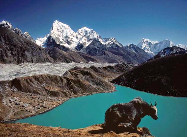 Beautiful and interesting places in Nepal