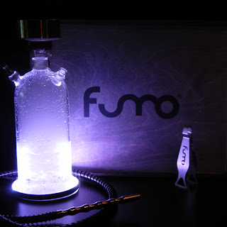 Illuminated Fumo Jar Hookah
