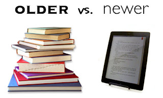 Paper Books vs. Ibooks
