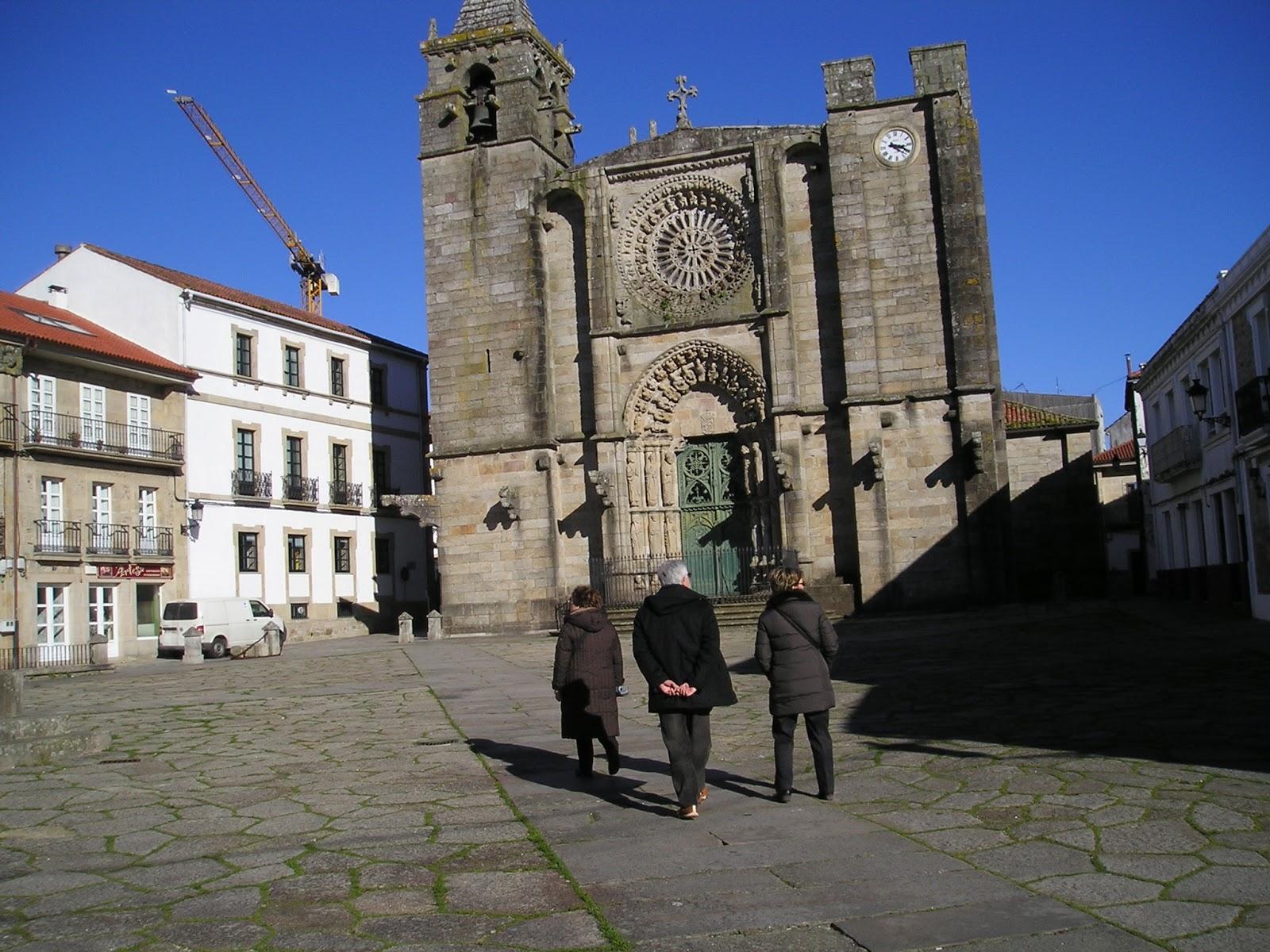 Viaggi fatti in casa portogallo e santiago de compostela for Piani di palazzi contemporanei