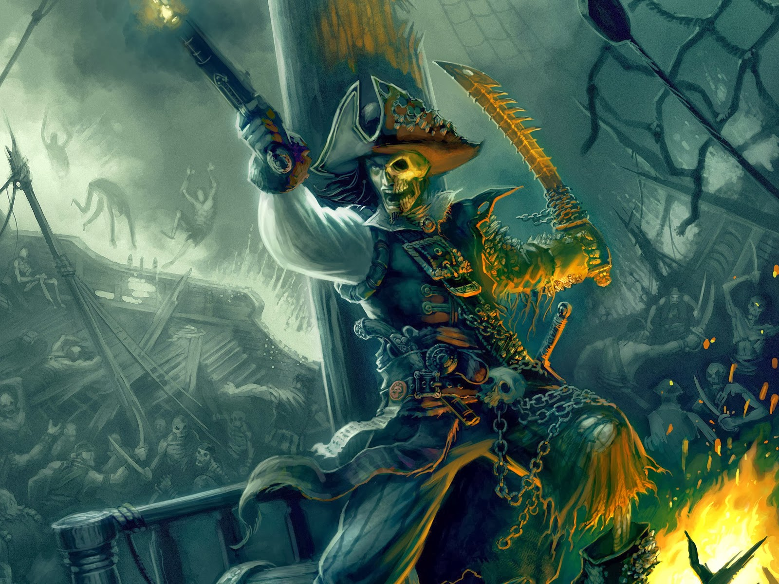 how to play as gangplank