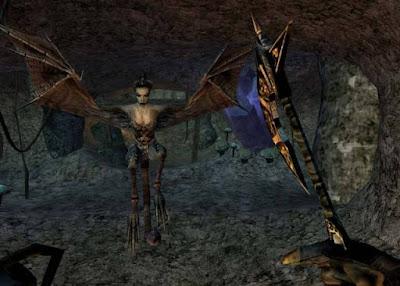 The Elder Scrolls 3 Morrowind Gameplay windows