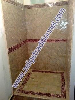 deco--zellige.blogspot.com/: salle du bain en Zellige traditionnel ...