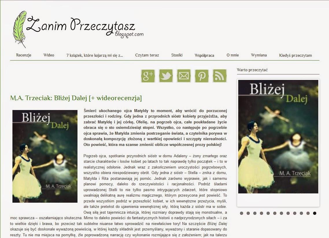 zanim-przeczytasz.blogspot.com/2014/08/ma-trzeciak-blizej-dalej.html