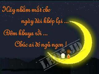 Hãy đem tất cả những niềm vui của ngày hôm nay vào giấc ngủ thật ngon để mơ thấy thật nhiều giấc mơ hạnh phúc em nhé