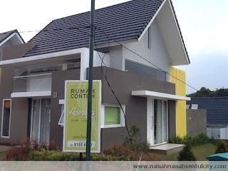 Sentul City Green Valley: Rumah Contoh Acerola