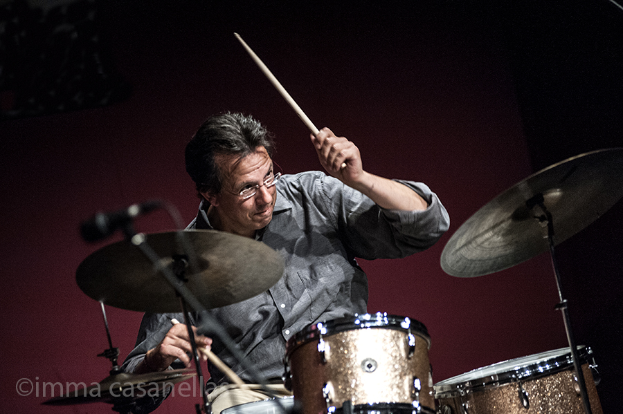 Jo Krause, Auditori de Vinseum, Vilafranca del Penedès, 16-5-2015