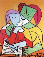 (De Pablo Picaso)  Cuadernos de borrador