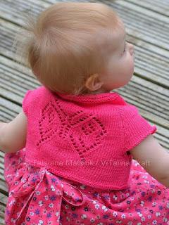 boléro-tricot-bébé-papillon