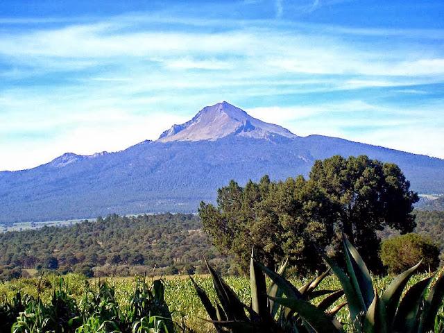 Volcán la Malinche, Tlaxcala