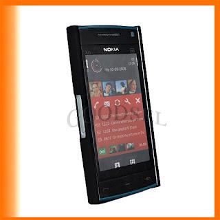 Capa preta para Nokia X6 - Vendo nova