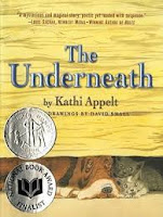 http://www.amazon.com/Underneath-Kathi-Appelt/dp/1416950591/ref=sr_1_1?ie=UTF8&qid=1446916692&sr=8-1&keywords=the+underneath