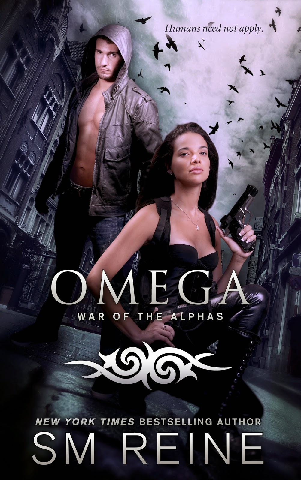 Omega (war Of Alphas #1) By Sm Reine