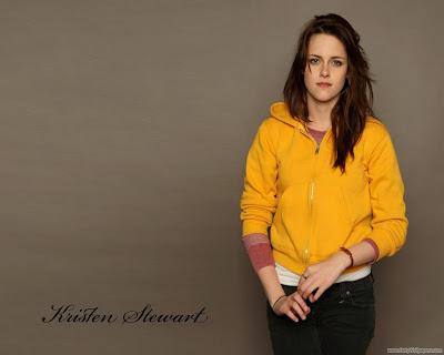 Kristen Stewart Beautiful HD Wallpaper-Wide