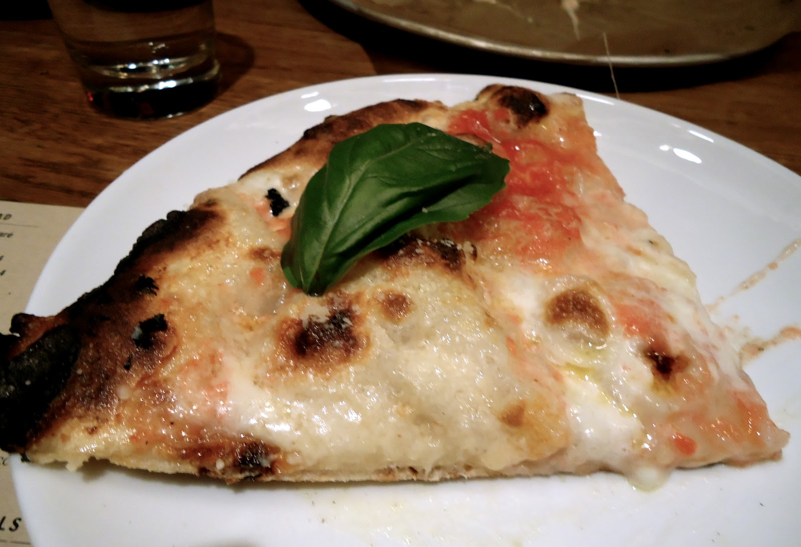 Eat, Run, Read: Weekend Report: Pancakes and Pizza in NYC