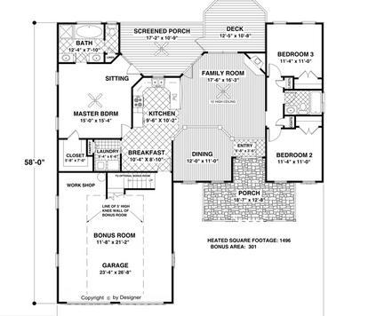 Planos de casas peque as cu nto cuesta hacer un plano de - Cuanto cuesta hacer una casa de dos plantas ...