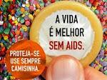 Prevenção à AIDS e outras doenças sexualmente transmissíveis (DSTs)
