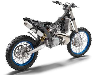 2013 Husaberg TE250 Gambar Motor 1