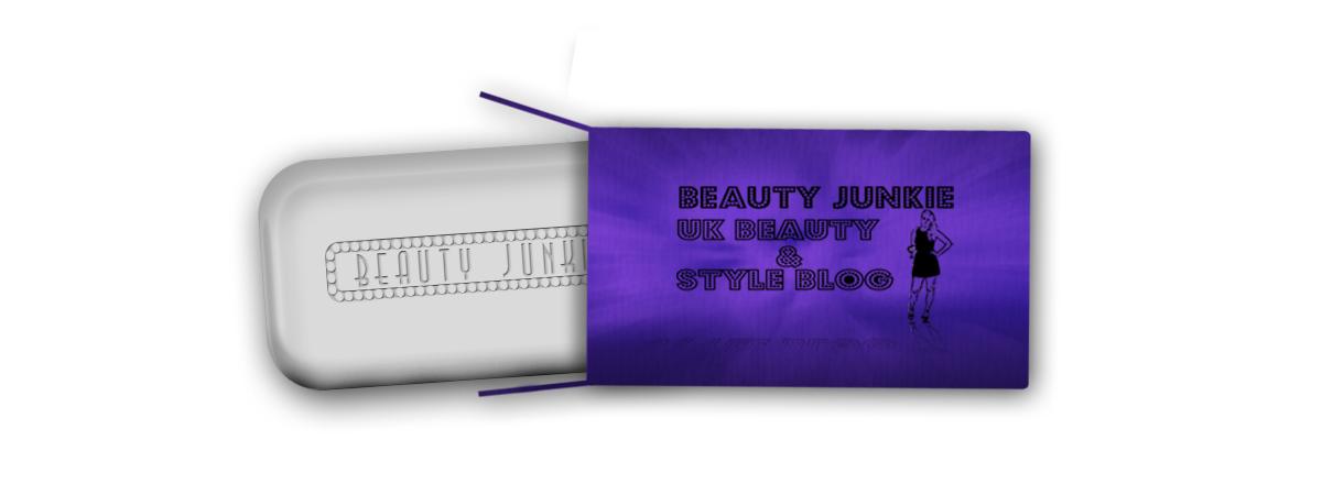BEAUTY JUNKIE - UK Beauty & Style Blog