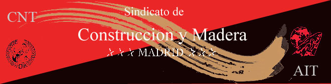 C.N.T.   Sindicato de Construccin y Madera